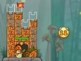 В этой игре Вы должны найти правильную стратегию по защите замка и его восстановлению после атак врага, а также успешному строительству стен замка. Цель  - построить замок до определенной высоты и не дать это сделать врагу, разрушая его работу!