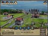 Классическая стратегия. Строим свой город, нанимаем юнитов, затем устраиваете военные походы.