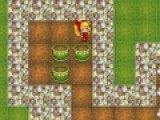 Сад сокобан эта классическая головоломка, цель которой помочь девочке передвинуть горшки с цветами на свои места. Такие логические игры как сокобан требуют вдумчивости, что бы правильно сделать ход.