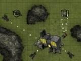 Враги атакуют Вашу базу! Стройте турели, улучшайте их и пытайтесь отбить вражеское вторжение с земли и воздуха.