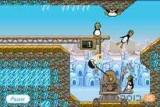 И снова идет непримиримая война между пингвинами и белыми медведями. Заряжайте пингвинов в катапульту и запускайте на ответственное задание - выбивать мишек из их берлог и снеговых заносов. В игре море уровней и забавных фич!