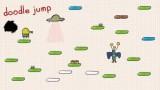 Дудл Джамп - веселая аркадная игра, в которой Вы будете ловко скакать по платформам, пытаясь взобраться как можно выше! Чем Выше в Doodle Jump заберется Ваш персонаж, тем опаснее монстры и коварнее рассыпающиеся платформы! Удачи в игре!