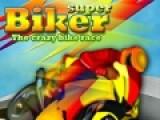 В игре Super Biker вы сможете на вкус попробовать скорость. Вам предстоит мчаться на своем байке по трассе, собирать бонусы и защитную одежду. А еще необходимо избегать столкновений со встречным транспортом. Вперед к скорости и к движению!