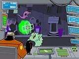 Помоги Джеку из сериала про Дэнни Призрака протестировать его новое оружие. Ваша цель - привидения, их оружие, а также разные бонусы!