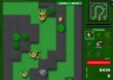 Великолепная Tower Defence игра. Зомби пытаются захватить Вашу базу. Стройте и улучшайте оборону, чтоб остановить полчища Лего Зомби!