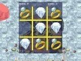 Бриллиантовая версия старинной игры — крестики нолики.