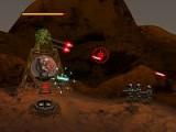 Земляне захватили Марс и у марсиан осталась лишь единственная надежда на Вас. Контролируйте марсианскую стреляющую башню и уничтожайте захватчиков на дальних подступах. В перерывах между боями проводите соответствующие апгрейды.