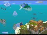 Сюжет игры развивается на планете Гидра. Поверхность этой планеты покрыта водой. Самое массовое из развлечений у населения этой планеты - сражения на подводных лодках, поэтому каждый, в том числе и ты, пытается собрать самую мощную лодку и победить!