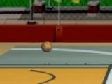 Вам нравится баскетбол. Тогда перед Вами игра, которая позволит оттачивать технику бросков мяча. Цель игры за ограниченный промежуток времени забросить как можно больше мячей в корзину. Используйте для этого мышь.