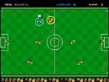 Забавный футбол, в который можно играть только мышью. Перед матчем можно выбрать количество игроков и до какого счета проводить поединок.