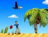 Онлайн игра Семейка Таттлов в беде очень цветная и красочная игра бродилка.. В ней вы будете бродить по супермаркетам, и летать на метле. Целью игры бродилки является собрать максимальное количество предметов плюс обязательные нужные вещи. Они будут выделяться цветом. Онлайн игра Семейка Таттлов в беде проста в управлении. Для перемещения в пространстве и прыжков используйте стрелочки на Вашей клавиатуре.