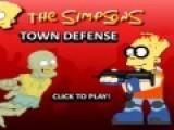 Страшные зомби пытаются атаковать город Симпсонов. Помоги Барту отбить атаку и защитить свой город. Убей всех зомби.
