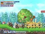 Вы играете за представителя одного из первобытных племен и Вам приходится сражаться с полчищами разнообразных монстров. В процессе игры можно улучшать характеристики, оружие, своего питомца и многое другое. Также доступна игра для двоих.