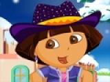 Даша путешественница очень любит разные наряды. Ведь для девочек нет более интересного занятия, чем одевалки. В этой игре тебе придется подобрать самый красивый  наряд для Даши перед ее очередным путешествием.