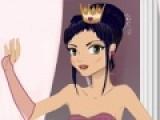 В процессе этой игры, вы должны подобрать одежду для принцессы Пинк, в которой она отправится на вечерний бал. Подберите принцессе платье и туфли. Позаботьтесь о прическе и не забудьте про самые красивые аксессуары.