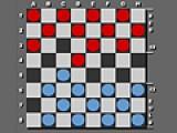 Попробуйте сыграть парию в шашки с компьютером. Не дайте ему ни шанса на победу.