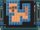 Простенький сокобан, в котором вам надо расставить все ящики на выделенные клетки. И не забывайте, что на выполнение этой задачи у вас на каждом уровне есть только 100 секунд.