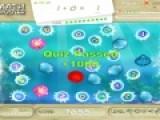 «Математический шутер» понравится тем, кто любит считать. В верхней части игрового поля Вам предложат пример, а вы должны будете лопнуть тот шарик, в котором находится цифра с правильным ответом. Если число многозначное, то вам придется лопнуть несколько шариков. Например 24 = 2, 4. Управляйте игрой при помощи компьютерной мыши.