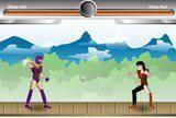 Классный файтинг на подобие Mortal Kombat со множеством режимов и возможностью создания собственных персонажей.