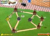 В этой стратегической игре вы должны возглавить одну из армий насекомых и научиться сражаться и выживать в суровом мире. Захватите и защитите все опорные точки врага и уничтожьте колонию насекомых противника!