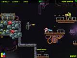 Отличная стрелялка с роботом Максом в главной роли. Уничтожайте врагов, используйте игровые объекты для прохождения опасных мест и найдите выход на каждом уровне, не забывая сохраняться в контрольных точках и апгредить свой арсенал!