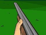 Предлагаем Вам принять участие в соревновании охотников. Выберите своего стрелка и приступайте к игре. Цель - убить нужное количество убегающих птиц. На каждый уровень дается ограниченное количество патронов.