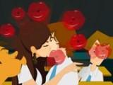 Как можно думать о скучных школьных уроках, когда рядом с тобой находится самый красивый парень в школе. Помогите Майли и Джастину поцеловать друг друга так, чтобы об этом не узнал их строгий учитель Ник Джонас.