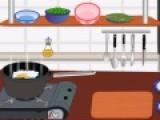 Все гениальное просто. Это выражение подходит и к кулинарии. В этой игре Вы познакомитесь с очень вкусным острым овощным салатом. Рецептом поделится наш повар. И вы поймете, что готовить еду можно просто.