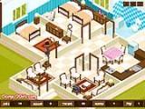 В этой игре у Вас появляется прекрасная возможность узнать как поддерживать порядок и чистоту в большом доме. Уборка в доме - дело хлопотное, но Вы справитесь!
