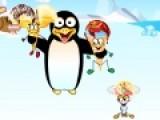 Предлагаем Вам отправиться на полюс. Не смотря на холодную погоду, местные жители любят мороженое. Помоги пингвину сделать самые вкусные и красивые замороженные десерты.