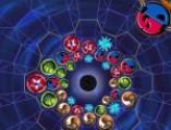 Отличная онлайн Игра Шарики стала еще более увлекательной. Потому что теперь это игра Космические шарики. Складывайте не меньше трех одинаковых шариков вместе и заработаете боле очков. Онлайн игра Шарики нравилась многим, а игра Космические шарики покорит еще большее количество игроков. Играйте космические шарики бесплатно и без регистрации и покоряйте просторы космоса.