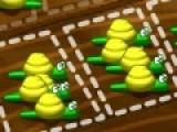В этой игре Вам предстоит играть с компьютером или Вашим другом в логическую игру. Цель игры собирать улиток в банку. Кто больше улиток соберет, тот и победил.