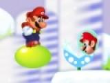 Знакомый всем герой Марио опять отправляется на поиски принцессы. Правда способ передвижения он выбрал очень необычный. В этой игре Марио прыгает на шарике. Помогите ему выполнить его миссию.