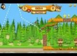 Еще одна игра на тему Angry Birds с отличной графикой и почти в 3D исполнении. Белки решили запасти орехов на зиму, только вот орехи раздобыли рогатку и, с вашей помощью, начали отстреливать белок.