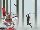 Если у самурая отобрать дом, унести жизни  близких людей, то это значит одно - месть! Помогите всаднику поражать стрелами врагов на расстоянии. Также стреляйте в разные бонусы для поднятия способностей и здоровья.