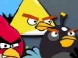 За ограниченный промежуток времени уничтожьте максимальное количество птиц. Для этого передвигайте птиц так, что бы три и больше одинаковые птицы выстроились в линию.