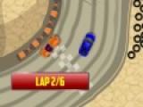 Примите участие в гоночном чемпионате ферерри. Что бы победить в этой гонке по кольцевой трассе, необходимо первым добраться до финиша.