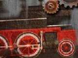 В этой игре Вы станете машинистом. Вы будете управлять поездом, который перевозит уголь. Ваша задача довезти уголь до станции по не ровной колее так, что бы как можно меньше рассыпать.