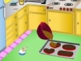 Готовим еду вкусно! Это девиз этой игры. В ней Вы научитесь готовить вкусный австралийский бисквит. Рецепт приготовления подскажет наш повар.
