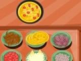 Настоящий повар должен обладать не только хорошим вкусом, но и отличной памятью, что бы запомнить огромное количество рецептов. Эта игра про приготовление еды проверит на сколько у вас крепкая память. Вы должны за три минуты приготовить как можно больше разнообразной пиццы. Что должно входить в ее состав, будет выделено за несколько секунд до начала приготовления. Внимательно запомните все ингредиенты, и используйте их в правильном порядке, что бы получить максимум бонусов.