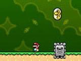 Помогите Марио собрать все монетки так, что бы на него не свалился ни один другой предмет. Для этого управляйте движениями Марио при помощи стрелочек на клавиатуре.