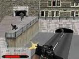 Игра похожа на Counter-Strike, но вы стоите на месте. В начале вам даётся пистолет. Ваша задача — удержать свои позиции и уничтожить как можно больше врагов.