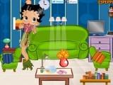 Скоро к девушке по имени Бетти должны прийти гости. Следуя за подсказками в игре помоги девушке убрать в гостиной, чтоб гости могли оценить ее как хорошую аккуратную хозяйку!