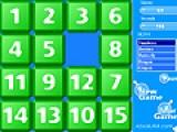Предлагаем вашему вниманию еще одни классические цифровые пятнашки. передвигайте квадратики с цифрами, что бы они расположились в порядке возрастания.