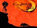 Тыквоголовый персонаж по имени Джако должен найти дух Хэллоуина. За этим он отправляется прямиком в ад. Там его ждут разные приключения, ловушки и разные логические задачки с решением которых Вы должны ему помочь!