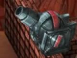 В этой игре тебе предстоит отбить атаку инопланетных роботов, которые хотят захватить планету. стреляй по ним из мощной пушки не переставая. Ведь ты защищаешь последний рубикон. Если ты одержишь поражение, Землю уже не спасти.