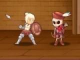 Цель игры Dragon Tower уничтожить всех противников, которые стоят на пути к невиданными сокровищам. Если ты решил отправиться в это путешествие, то драки и перестрелки ждут тебя на пути. И только самый отважный воин сможет завершить свою миссию. Что бы управлять персонажем, используй кнопки AWDS. Конпка J отвечает за удар копьем.