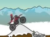 Гонки это игры, которые нравятся многим. В этот раз Вам предстоит гоняться на мотоцикле по весенним дорогам, которые наполовину оттаяли. Разные препятствия и преграды лежат на трассе. Но Вы не смотря ни на что, должны добраться до финиша не перевернувшись на своем мотоцикле.