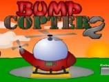 Разработчики постарались на совесть и усложнили игру. Теперь достигнуть заветной посадочной площадки не так просто. Но у Вашего вертолета появилось оружие. А задача прежняя - управляйте вертолетом и проводите его через препятствия.