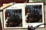 В игре Шерлок Холмс Загадка серебряной сережки помогите знаменитому сыщику Шерлоку Холмсу на каждом из уровней этой увлекательной игры найти 5 отличий.
